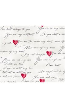 Hearts2You, Stof Fabrics