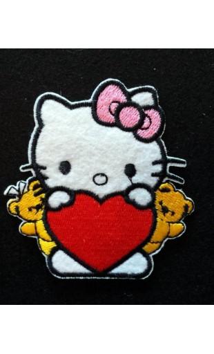Hello Kitty Applikation Nr 1 Applikation