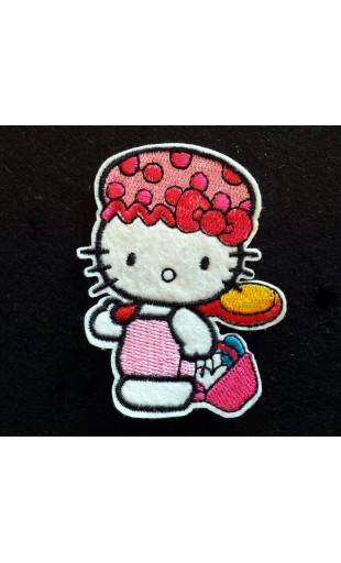 Hello Kitty Applikation Nr 15 Applikation