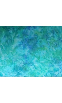 "Tonga Batiks ""Aqua"" von Timeless Treasures"