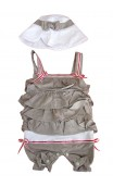 2-SET SOMMER BABY OVERALL