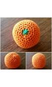Crochet Orange