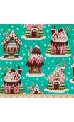 Gingerbread Village, Michael Miller